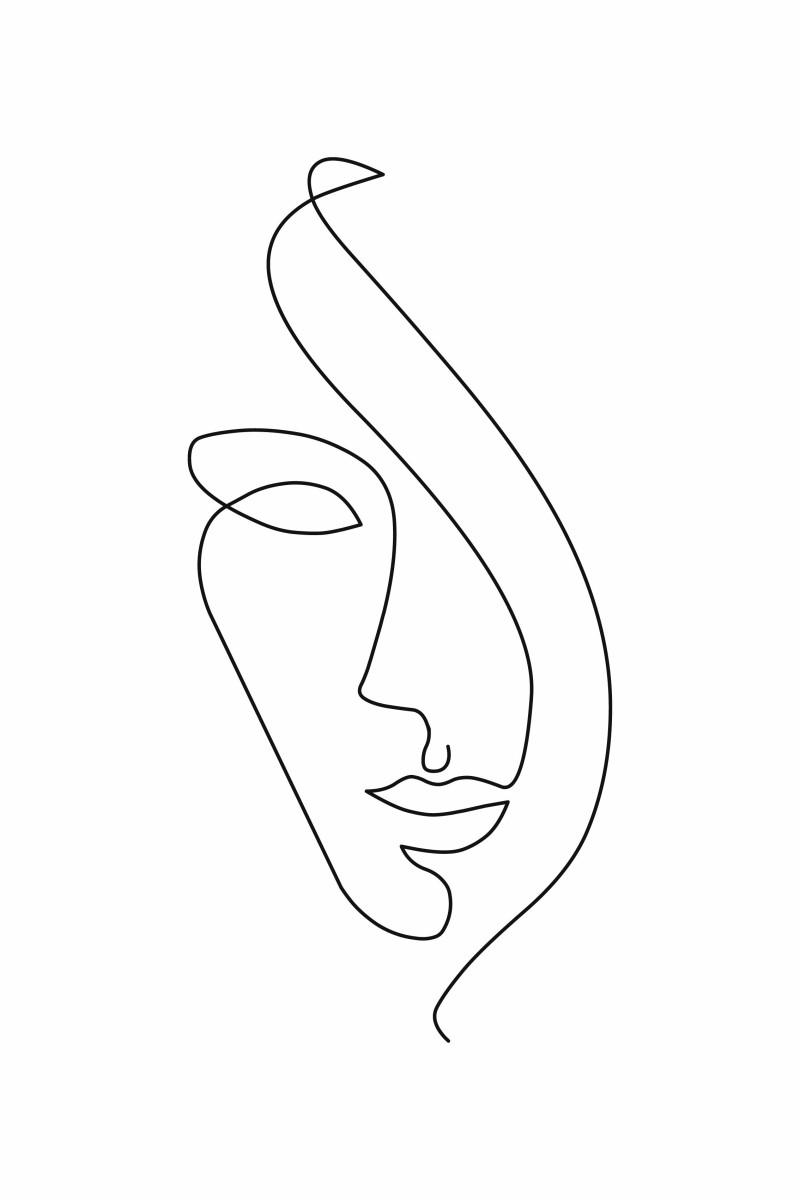 Abstrait - Line Douceur