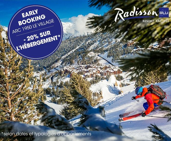 offre Early Booking Pierre et Vacances Premium