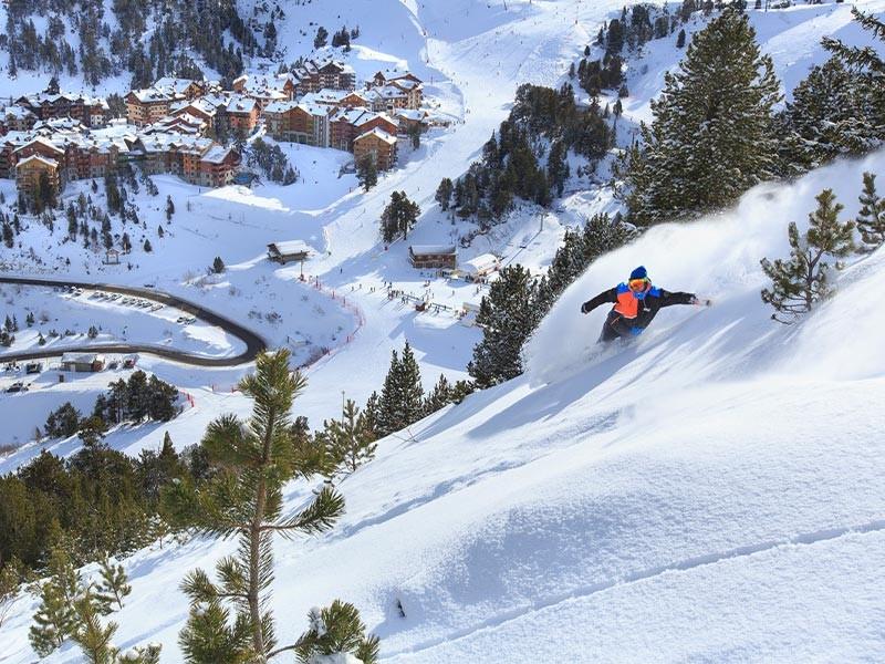 Séjour vacances ski location appartement luxe