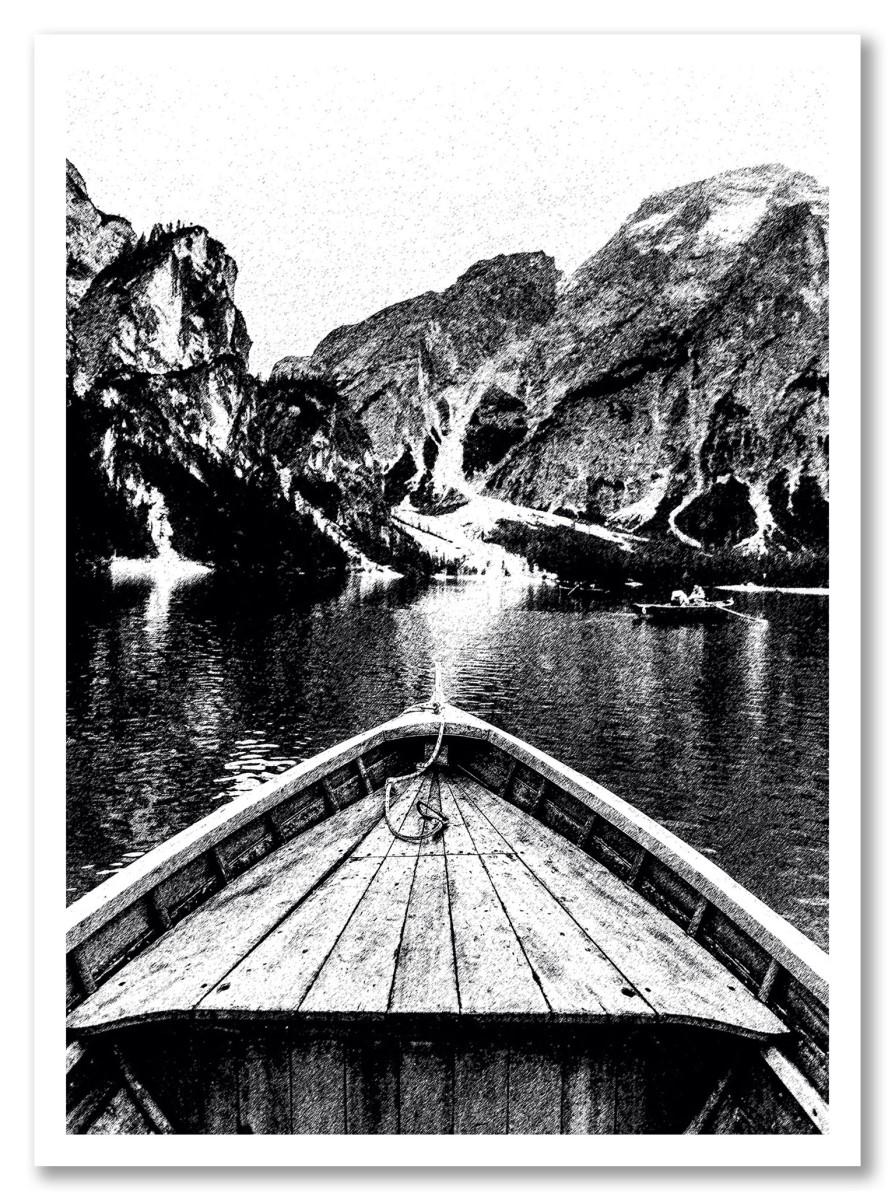 Marine - Bateau et Lac