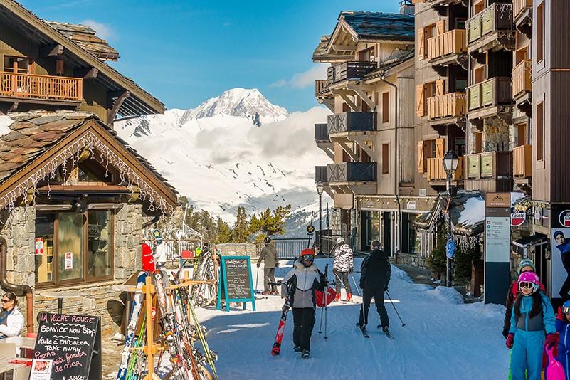 séjour appartement luxe montagne ski haut de gamme location booking