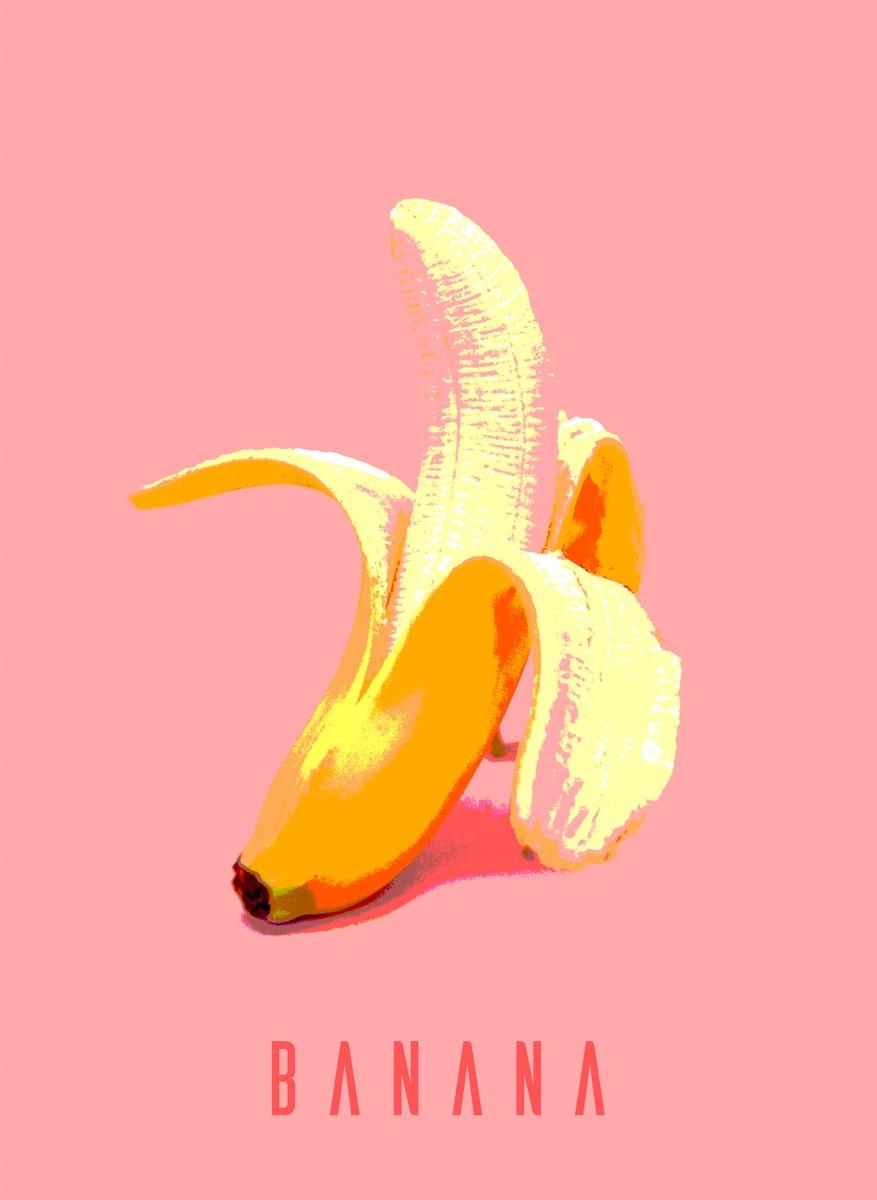 Nature - Banane Rose
