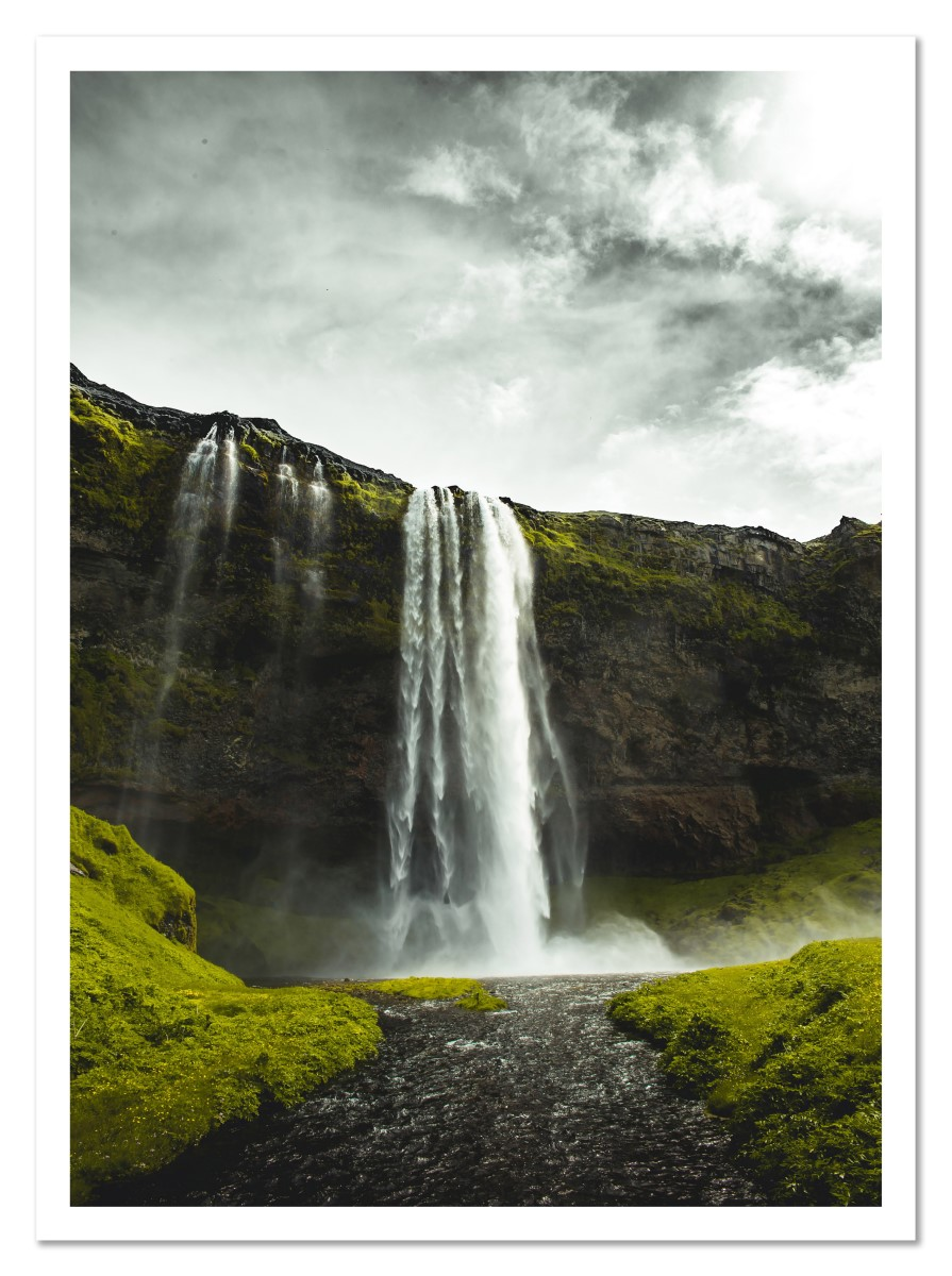 Nature - Seljalandsfoss, Islande