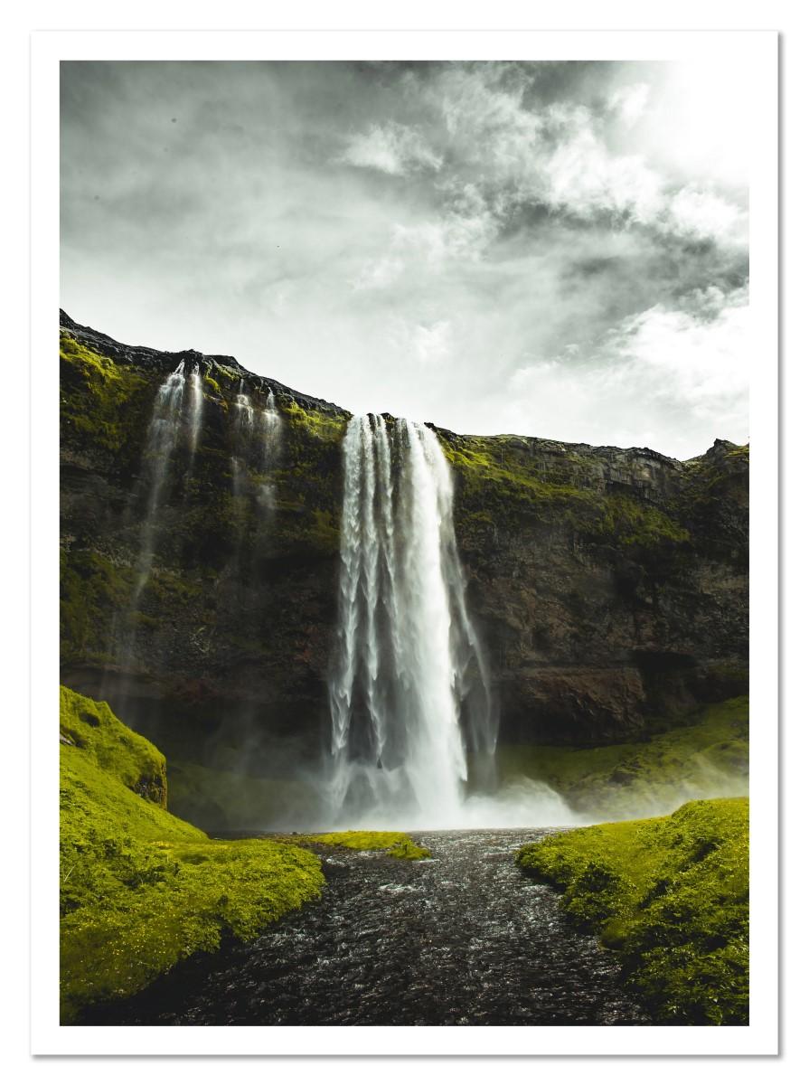 Nature - Seljalandsfoss, Islande