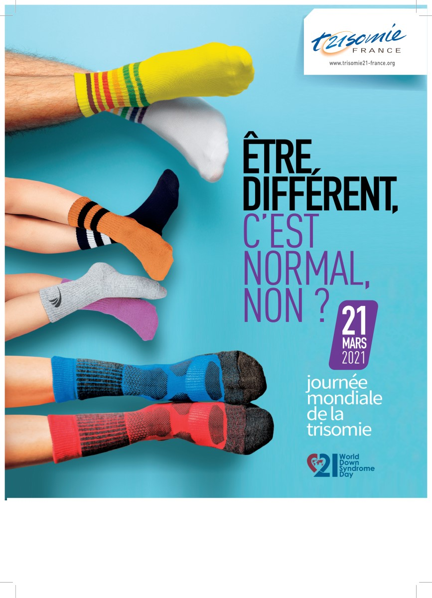 © Trisomie 21 France