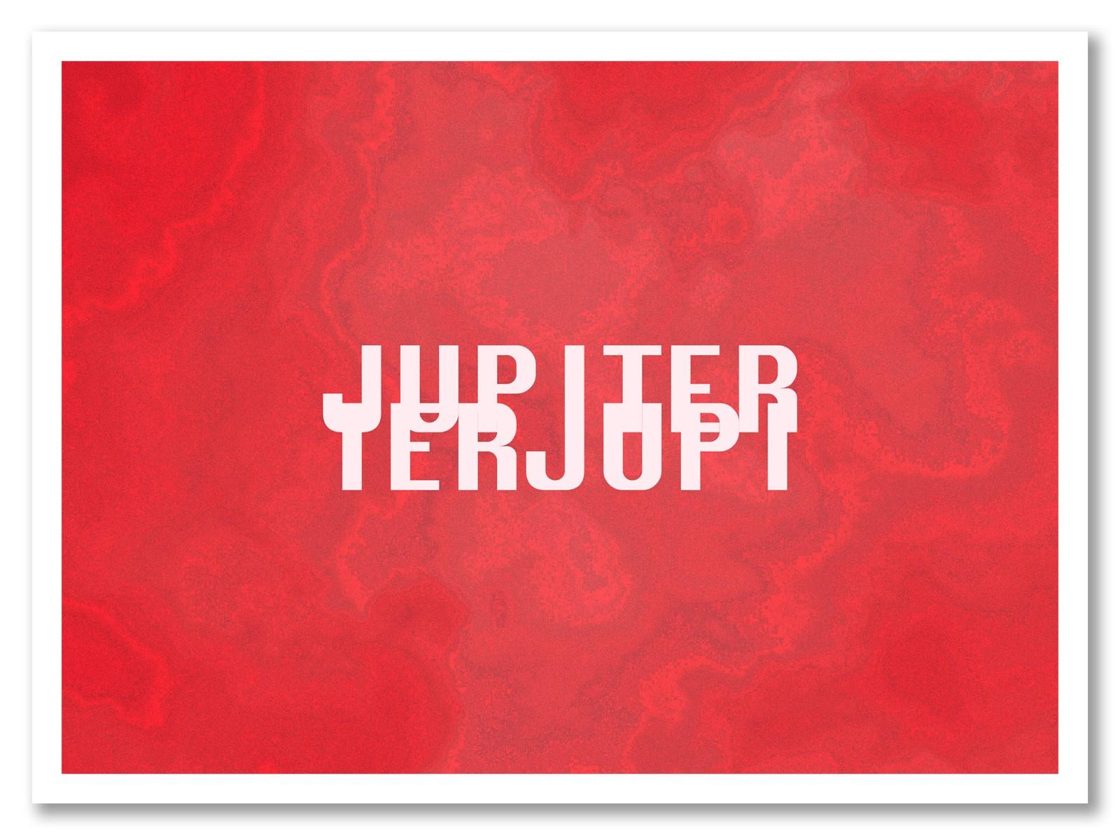 Design - Jupiter Rouge