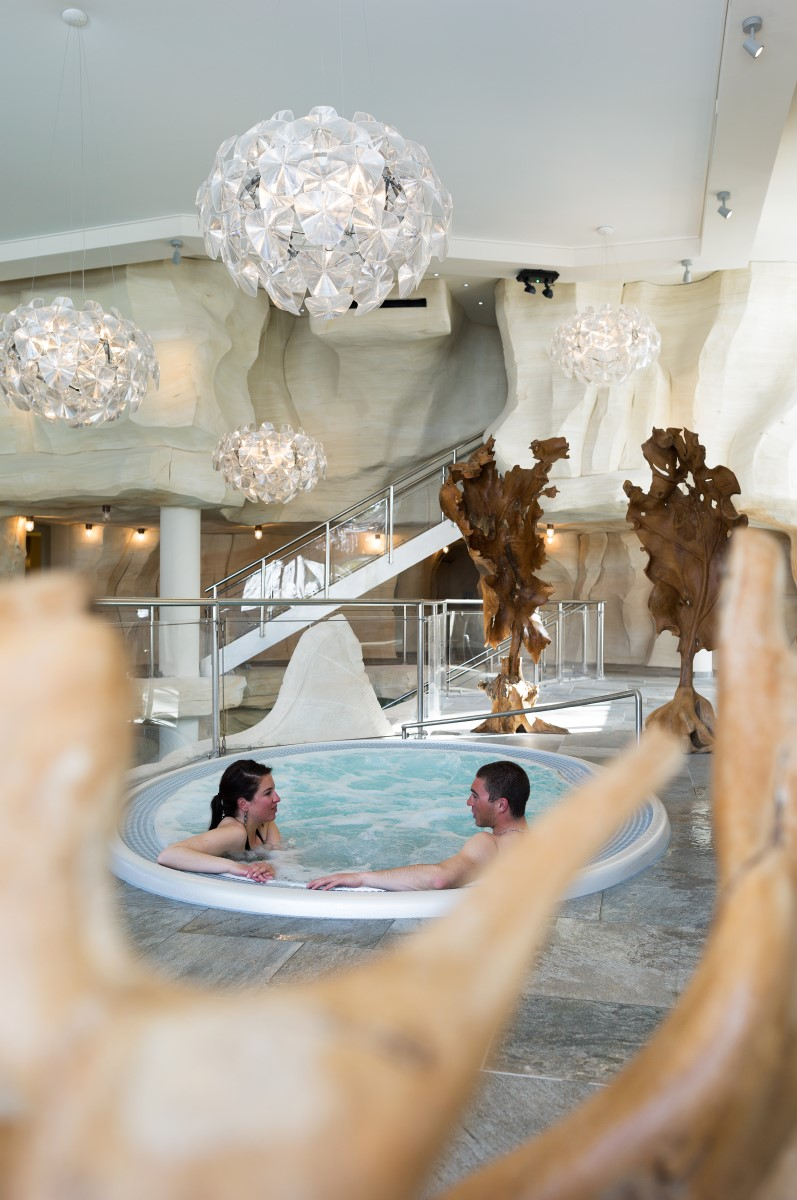 Hotel avec Spa aux Arcs - Deep Nature