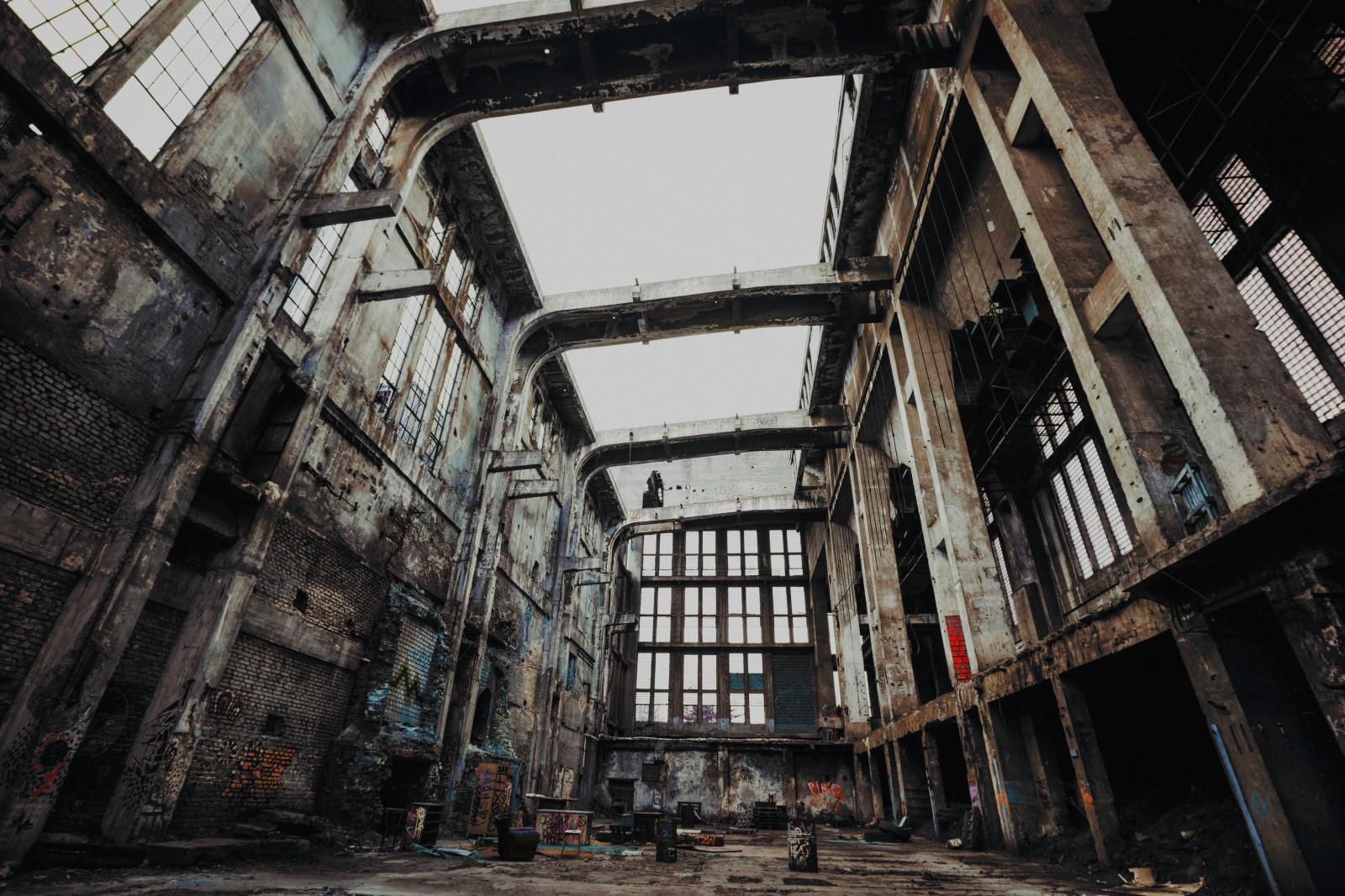 Industriel - Le Hangar