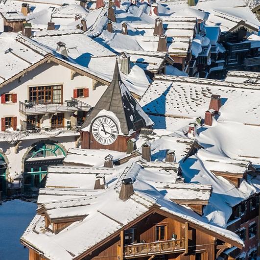 Arc 1950 Le Village