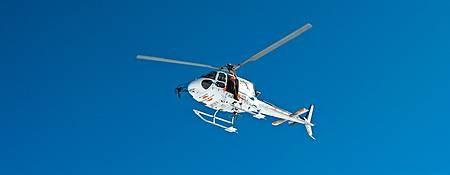 Tours d'hélicoptère & baptêmes de parapente
