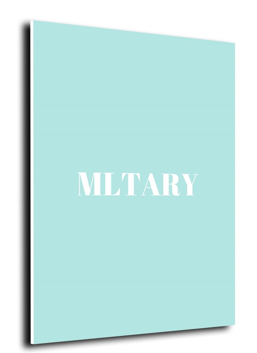 Pastel - MLTARY Bleu