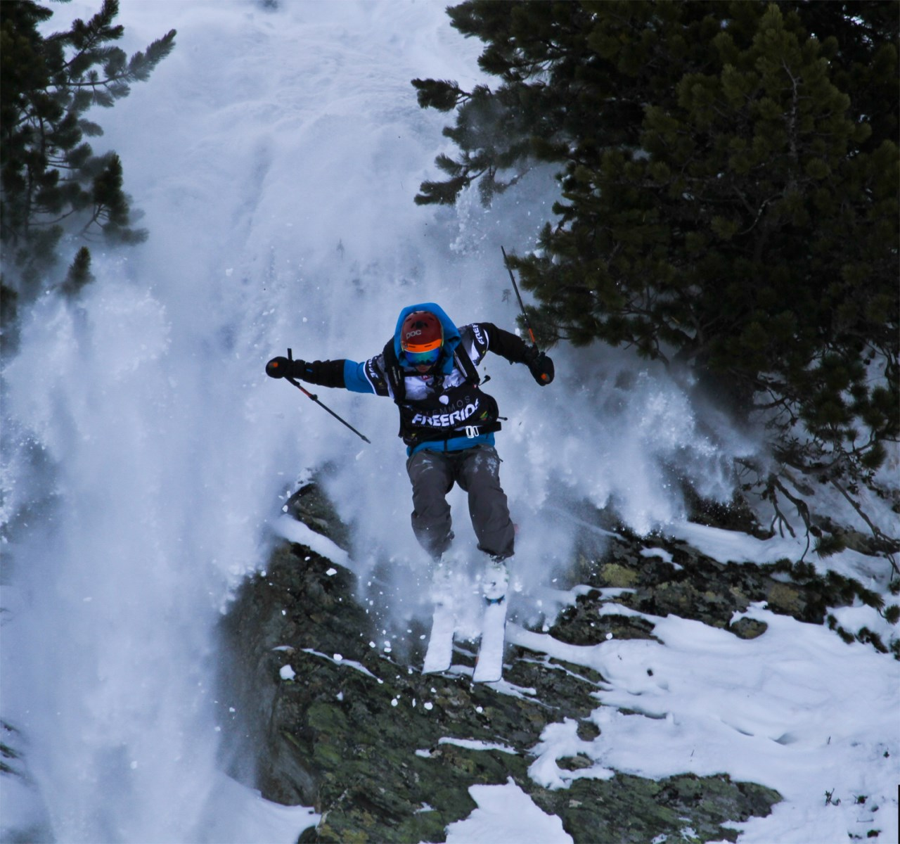Freeride Week - Freeride World Qualifier in Arc 1950