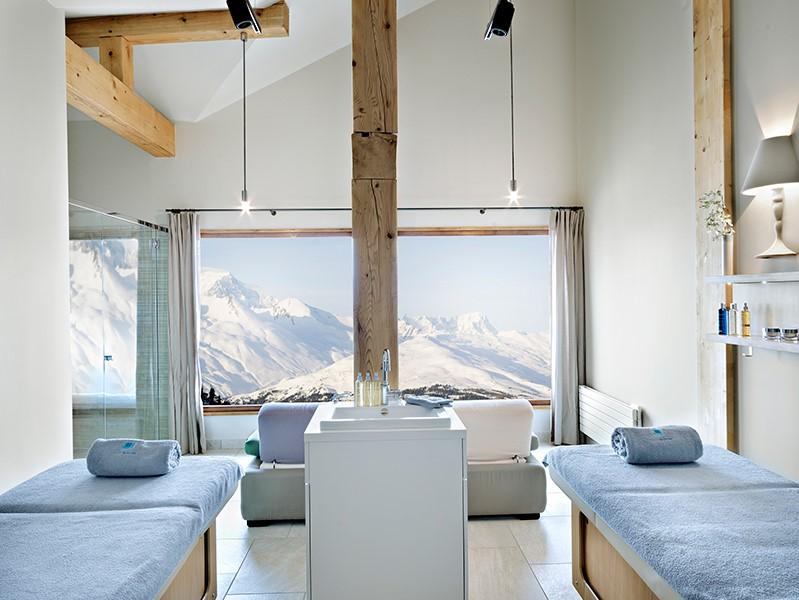deep nature spa, dédié au bien être à la montagne