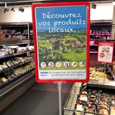 Comment mieux valoriser les produits locaux en magasins ?