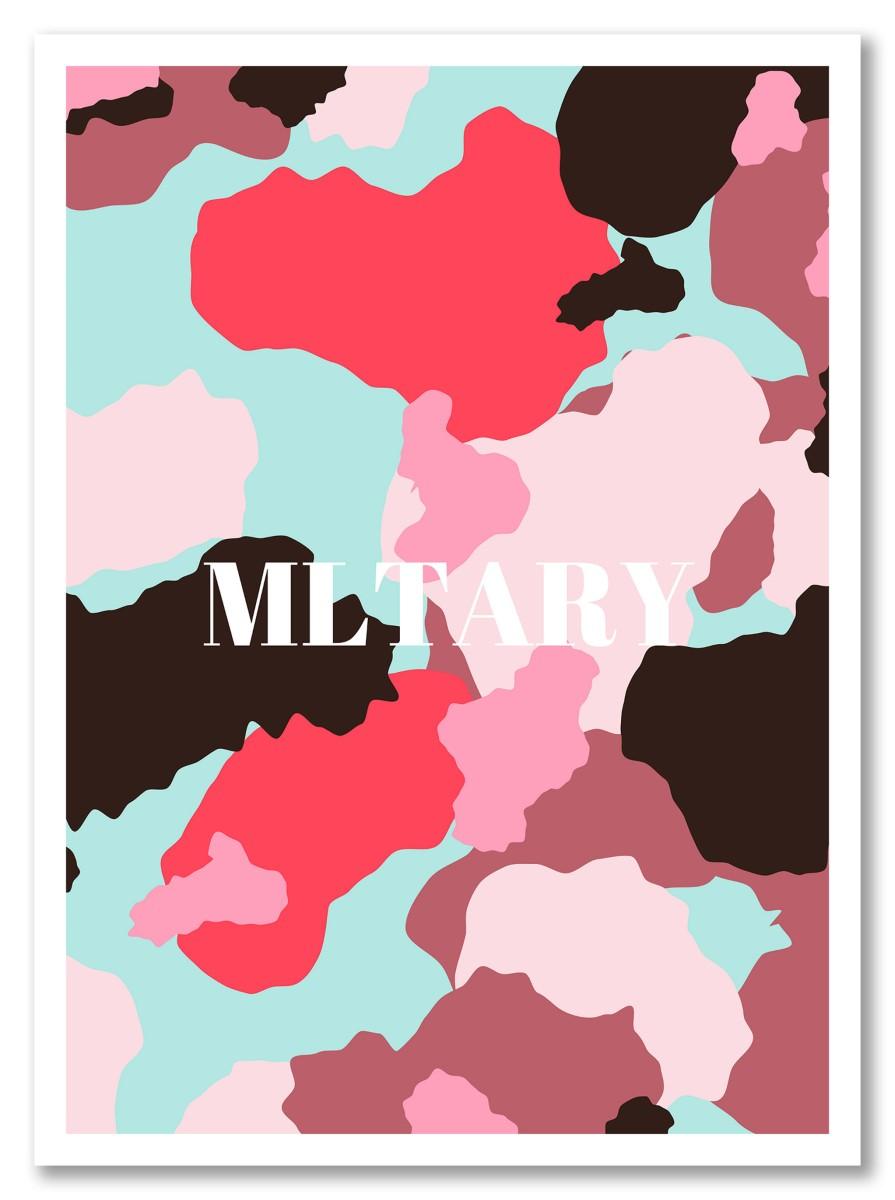 Pastel - Military Deux