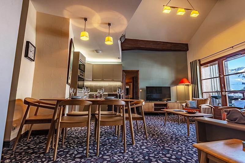 Location luxe 5* appartement arc 1950 propriétaire particulier