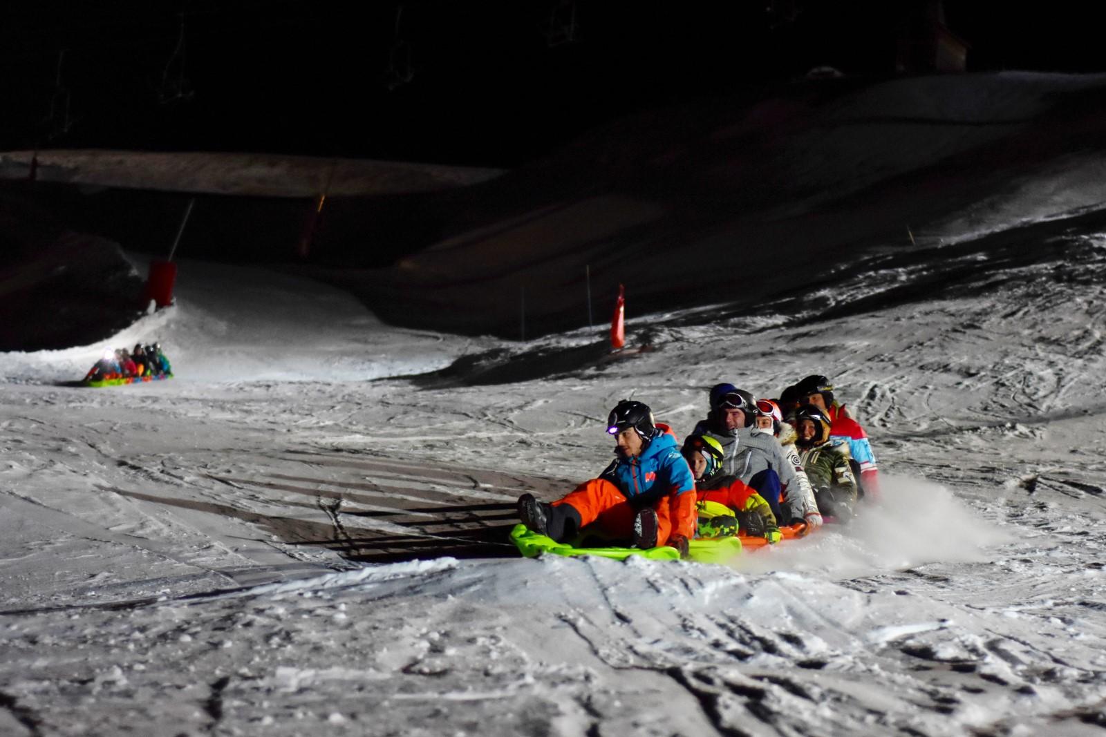 Activités en famille dans les Alpes