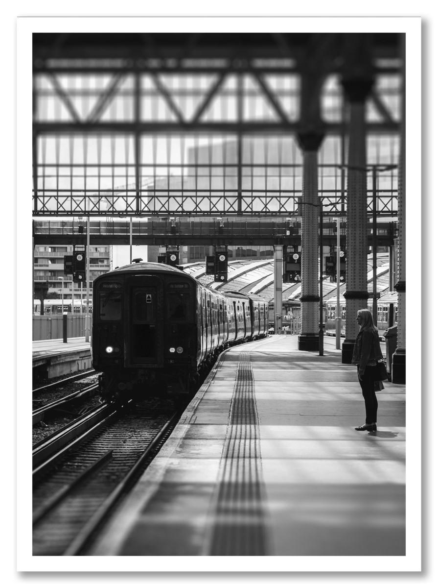 Ville - La gare