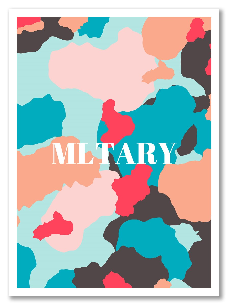 Pastel - Military