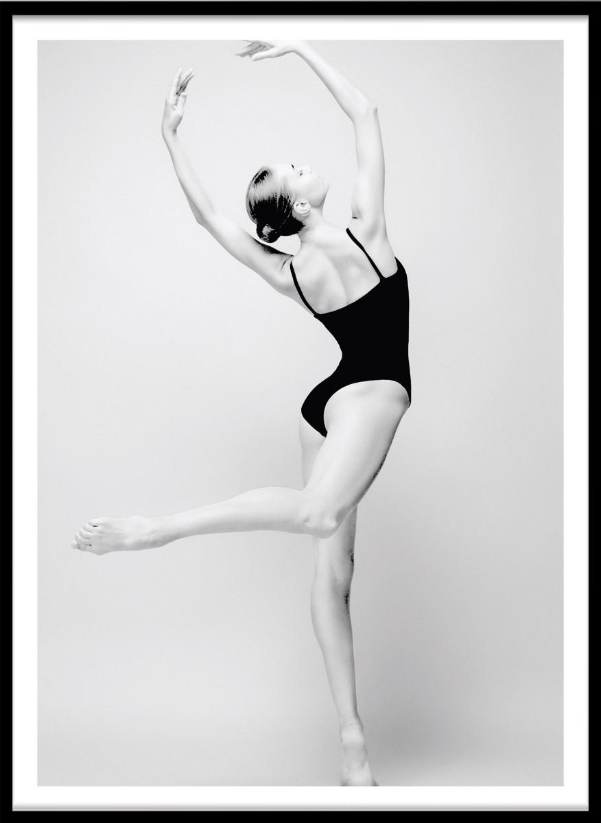 Danse - Classique Noir et Blanc