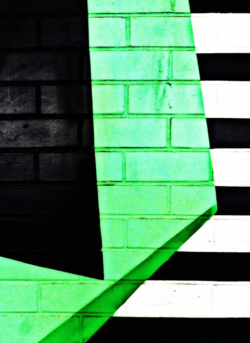 Street Art - Color Abstrait