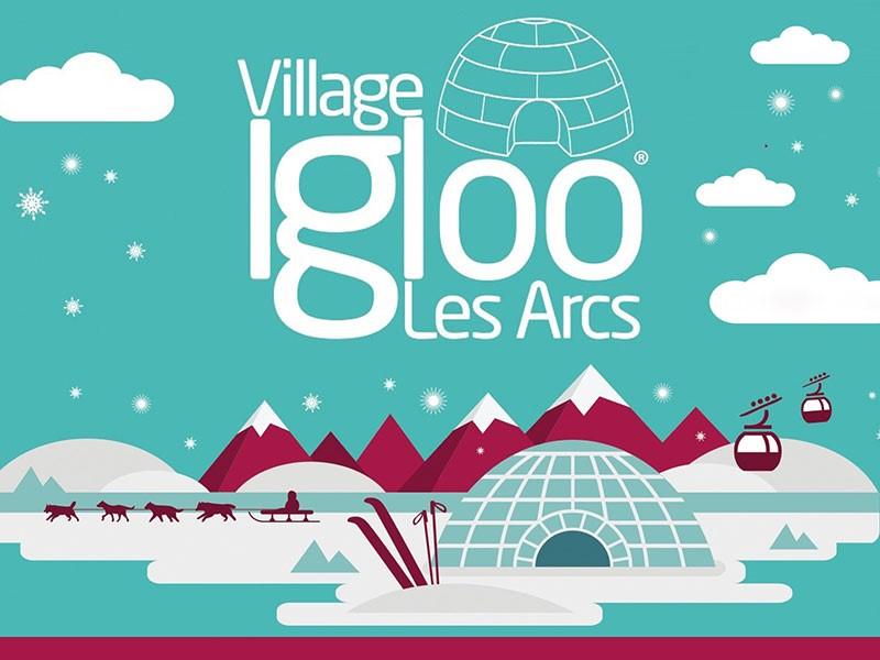 Посетите Village Igloo