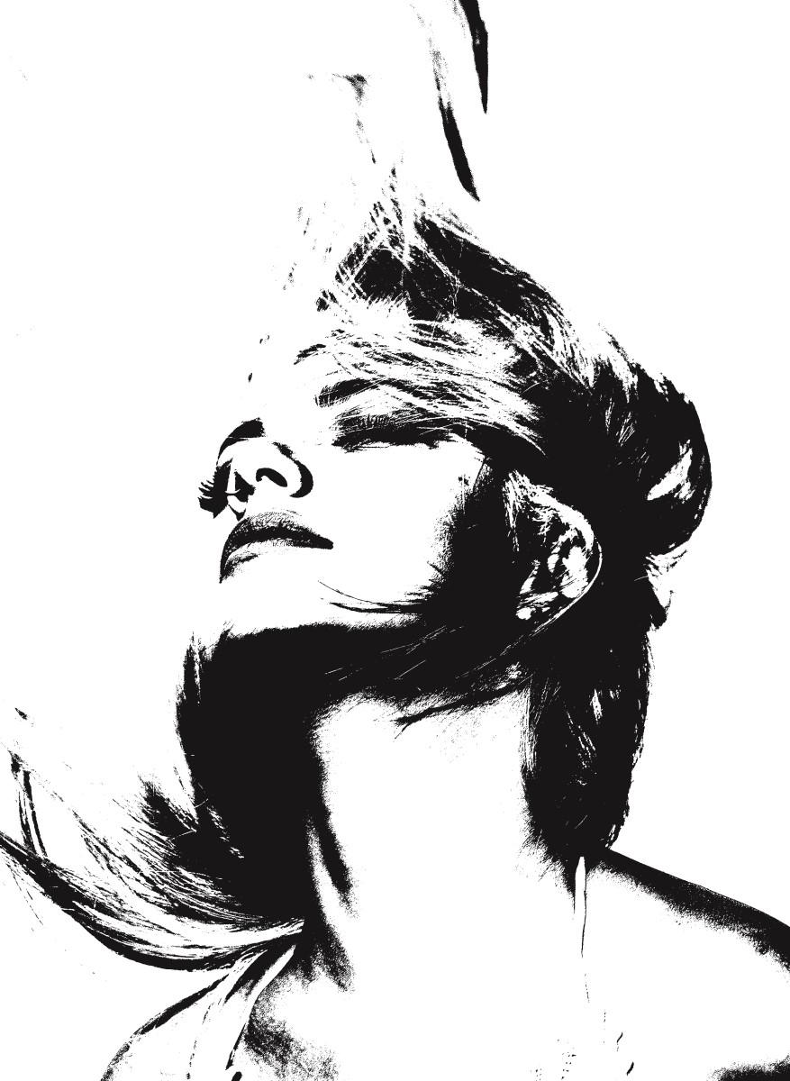Portrait - Femme Sensuelle