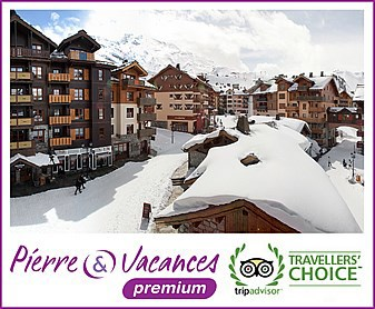 Pierre et Vacances Premium Arc 1950