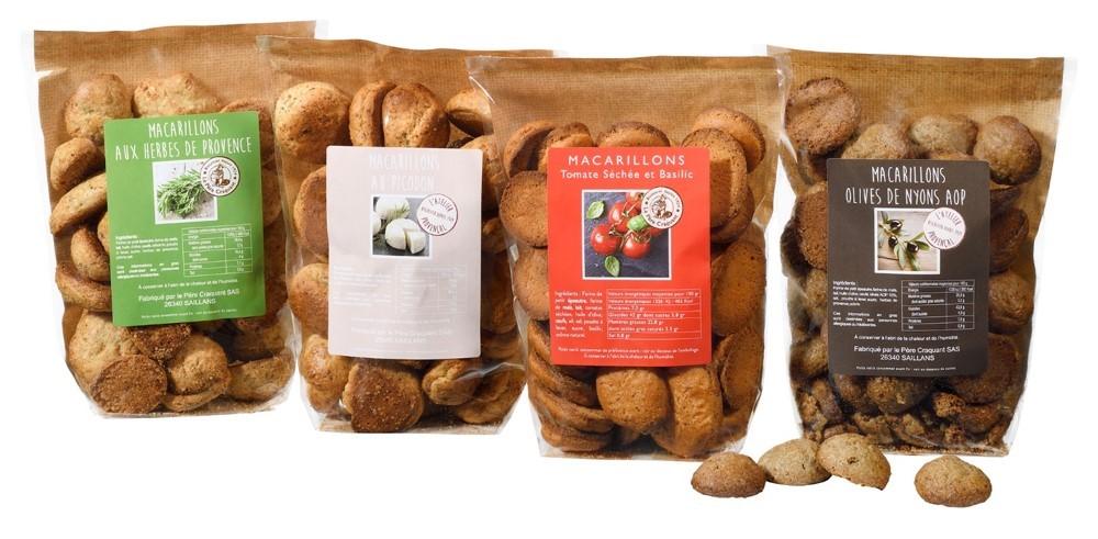 Nouveaux biscuits bio produits locaux