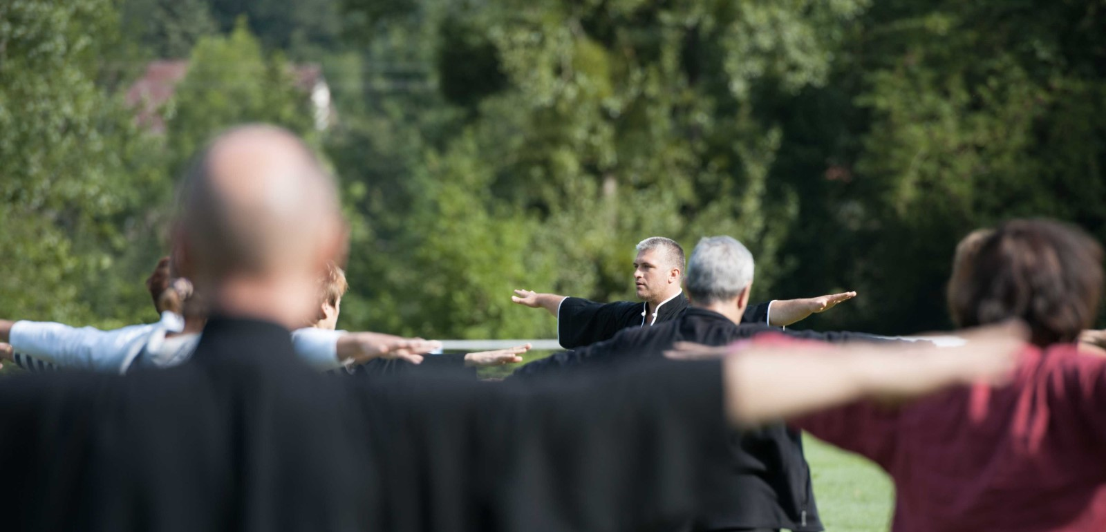 Stage Qi Gong en Aveyron