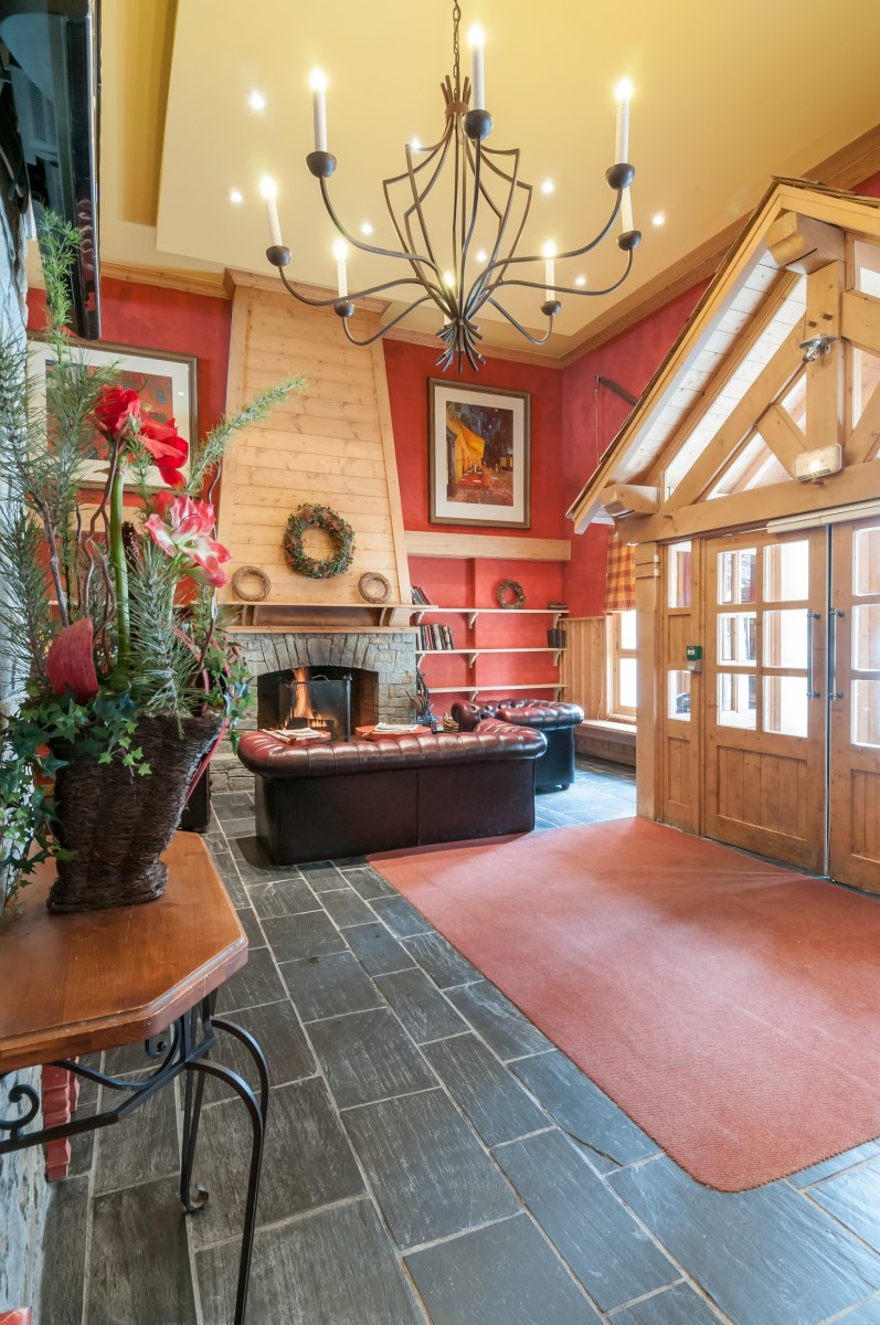 Luxury ski holidays in the French Alps