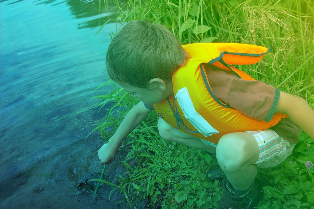 aqualis - observer la rivière