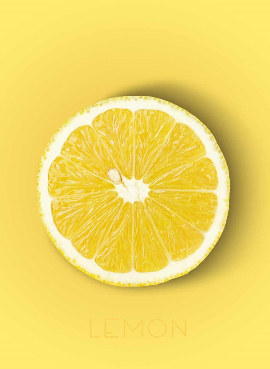 Nature - Rondelle de Citron