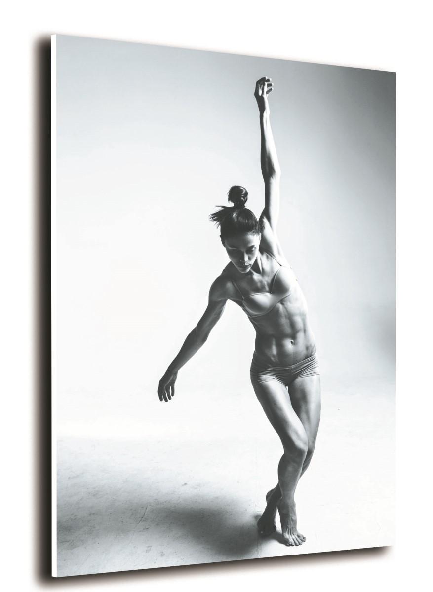 Portrait - Femme Equilibriste