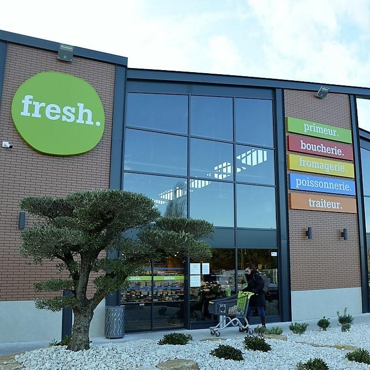 Les nouveaux magasins FRESH de Grand Frais