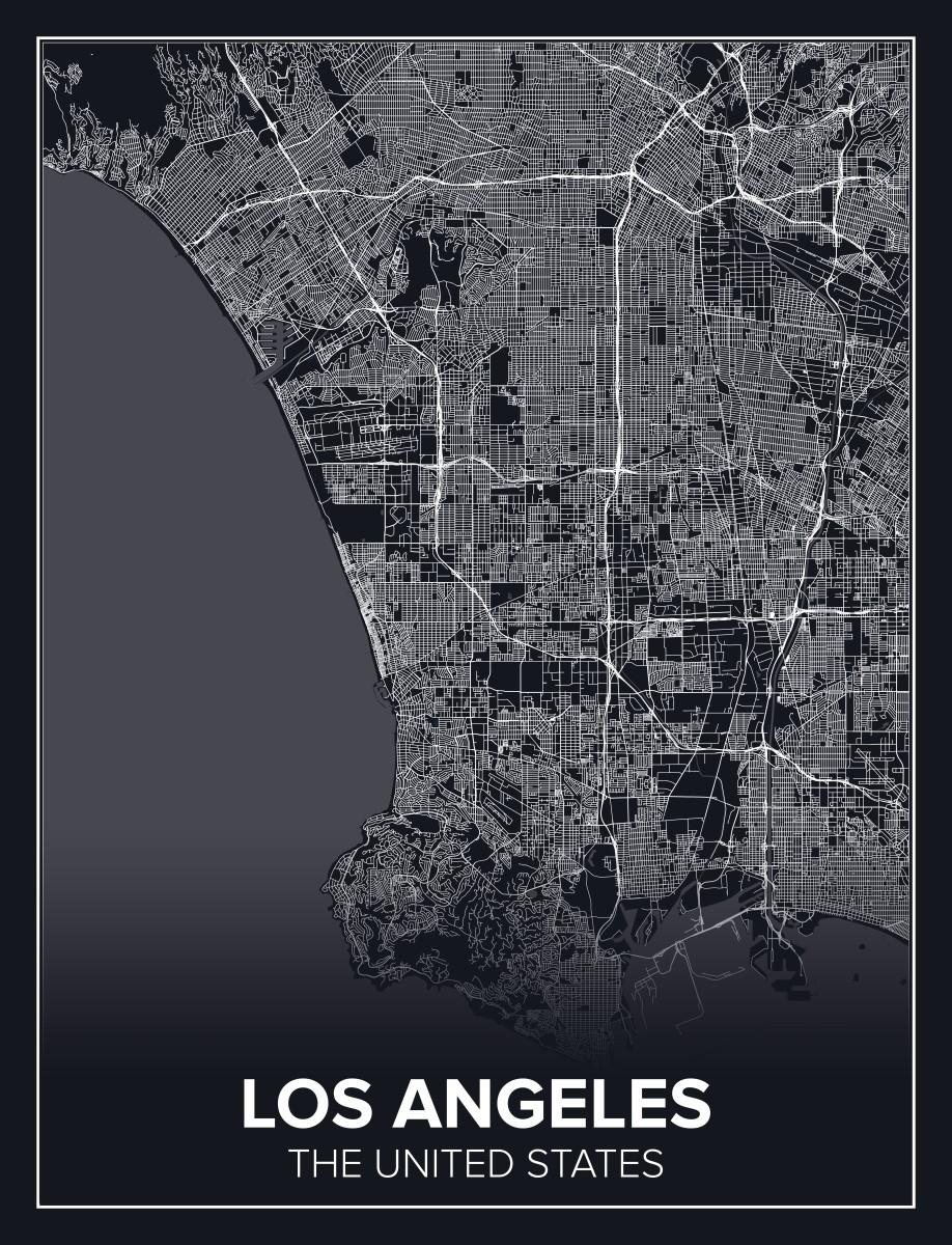 Villes - Los Angeles