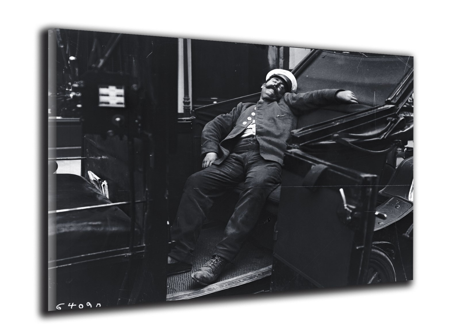 Portrait - Chauffeur