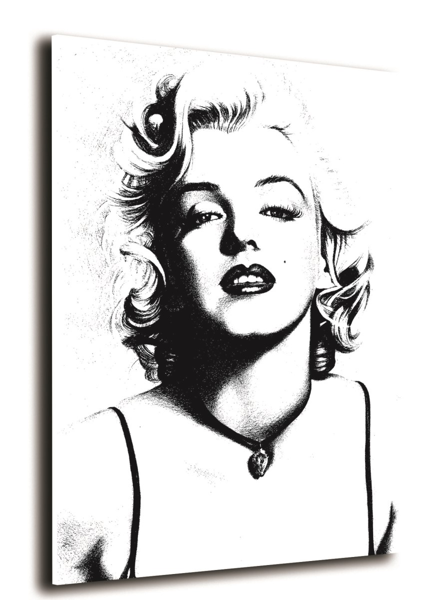 Portrait - Marilyn Monroe
