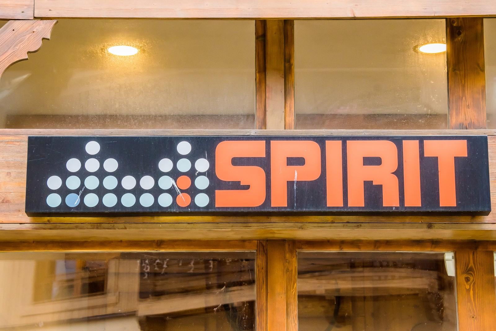 Spirit 1950 By Evolution 2