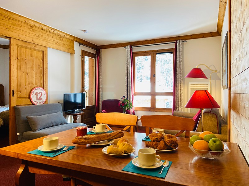 booking montagne appartement station Arc 1950 luxe residence 5*