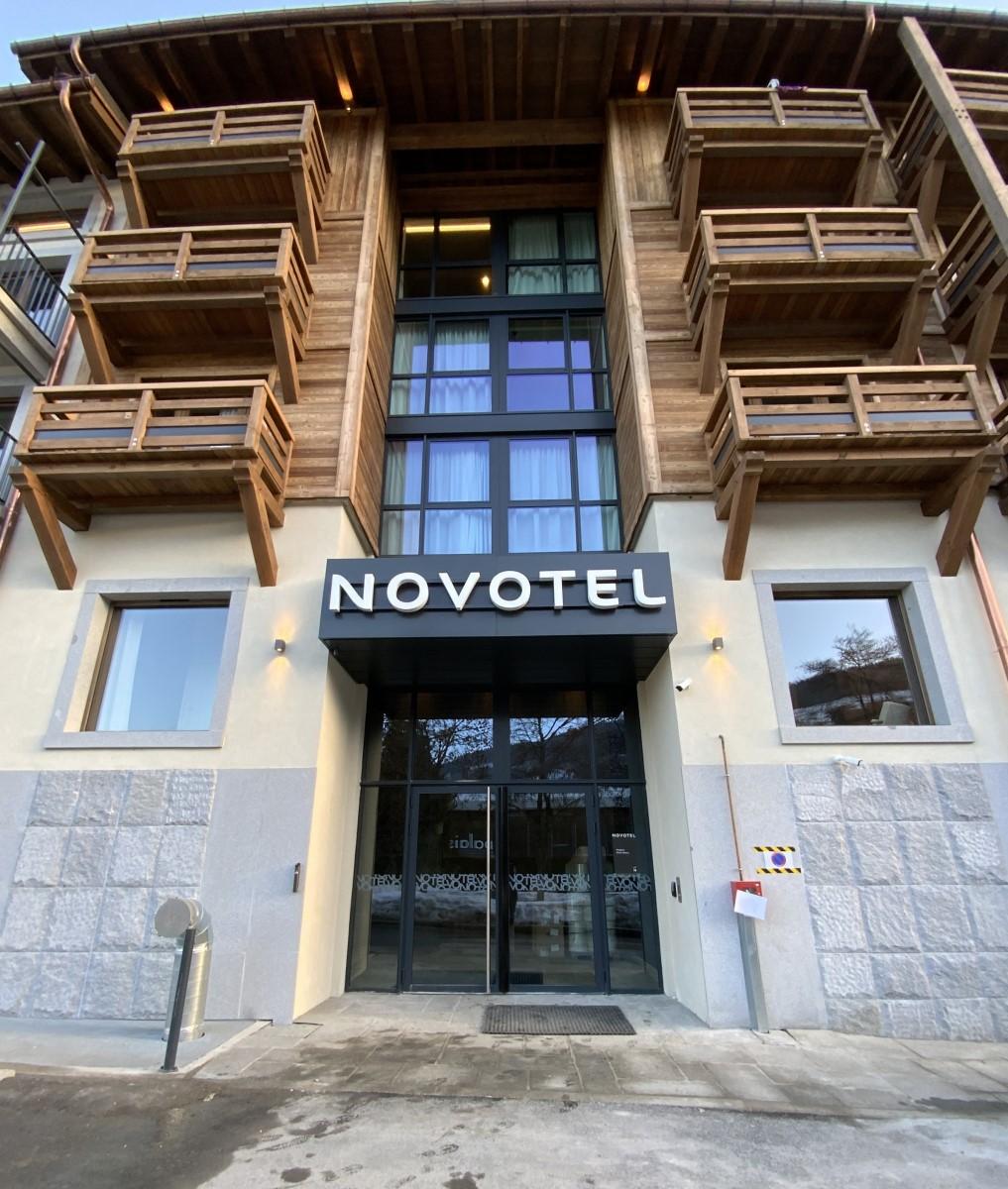 Hôtel**** Novotel Meztiva - Megève