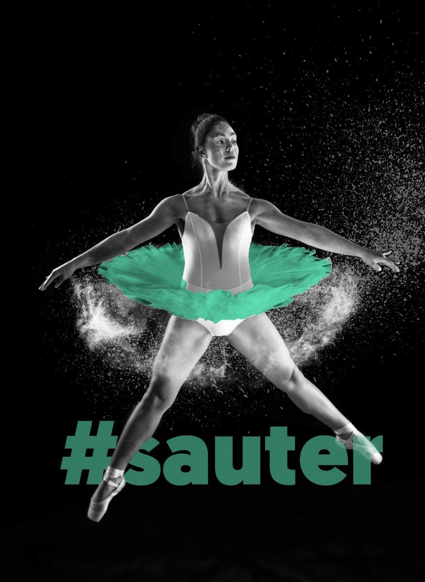 Sport - Danse Classique Sauter